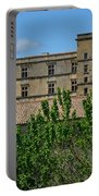 Lourmarin Castle Portable Battery Charger