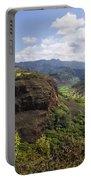 Lower Waimea Canyon Portable Battery Charger