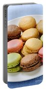 Macaroon Cookies Portable Battery Charger