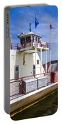 Merrimac Ferry - Wisconsin Portable Battery Charger