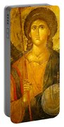 Michael The Archangel Portable Battery Charger