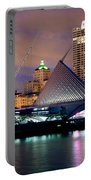 Milwaukee Art Museum Portable Battery Charger