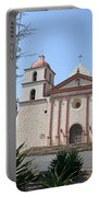 Mission Santa Barbara Portable Battery Charger