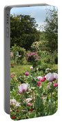 Monets Garden - Giverney - France Portable Battery Charger