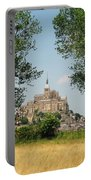 Mont St. Michel Portable Battery Charger
