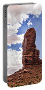 Monument Valley - Arizona Portable Battery Charger