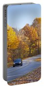 Natchez Trace Portable Battery Charger by Brian Jannsen