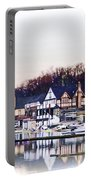 On Boathouse Row Portable Battery Charger