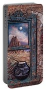 New Mexico Window Portable Battery Charger