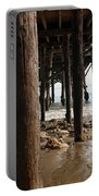 New Photographic Art Print For Sale Paradise Cove Portable Battery Charger