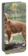 Nova Scotia Duck Tolling Retriever Portable Battery Charger
