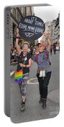 Nyc Gay Pride 2011 Portable Battery Charger