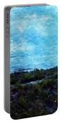 Ocean As A Painting Portable Battery Charger