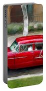 Red Bel Air Portable Battery Charger