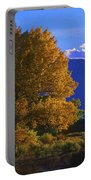 Owens Valley Fall Colors  Portable Battery Charger