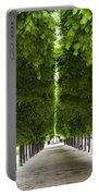 Palais Royal Trees Portable Battery Charger