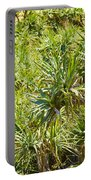 Pandanus Palm Tree Portable Battery Charger