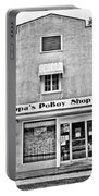 Papa's Poboy Shop Portable Battery Charger