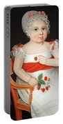 Phillips' The Strawberry Girl Portable Battery Charger