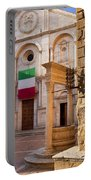 Pienza Tuscany Portable Battery Charger
