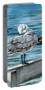 Pier Gulls Portable Battery Charger