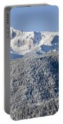 Pikes Peak Snow Portable Battery Charger