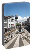 Ponta Delgada - Azores Portable Battery Charger