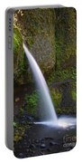 Ponytail Falls - Columbia River Gorge - Oregon Portable Battery Charger