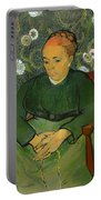 Portrait Of Madame Roulin Portable Battery Charger