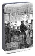 Presidential Election, 1864 Portable Battery Charger