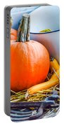 Pumpkins Decorations Portable Battery Charger