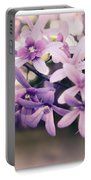 Purple Delight Portable Battery Charger
