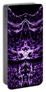 Purple Series 6 Portable Battery Charger