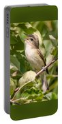 Red-eyed Vireo Portable Battery Charger
