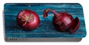 Red Onions Portable Battery Charger