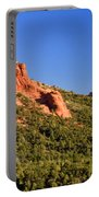 Red Rock Formation Sedona Arizona 27 Portable Battery Charger