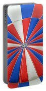 Red White And Balloon  Portable Battery Charger