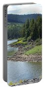 River Reservoir Portable Battery Charger