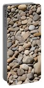River Rocks Pebbles Portable Battery Charger