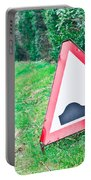 Road Sign Portable Battery Charger