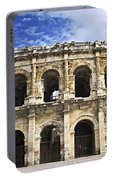Roman Arena In Nimes France Portable Battery Charger