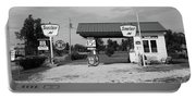Route 66 Gas Station Portable Battery Charger