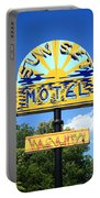 Route 66 - Sunset Motel Portable Battery Charger