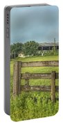 Rural Farm Portable Battery Charger