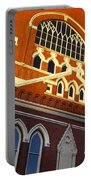 Ryman Auditorium Portable Battery Charger by Brian Jannsen