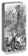 Saint Joan Of Arc (1412-1431) Portable Battery Charger