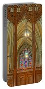 Saint Patricks Cathedral Portable Battery Charger