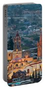 San Miguel De Allende, Mexico Portable Battery Charger