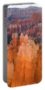 Sandstone Hoodoos Bryce Canyon  Portable Battery Charger