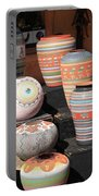 Santa Fe - Pottery Portable Battery Charger